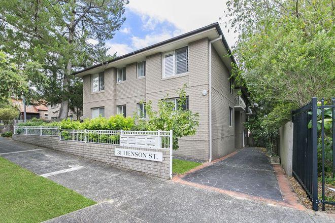 Picture of 5/31 Henson Street, MARRICKVILLE NSW 2204