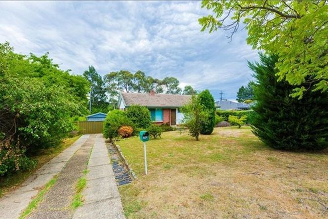 Picture of 70 Hurley Street, MAWSON ACT 2607