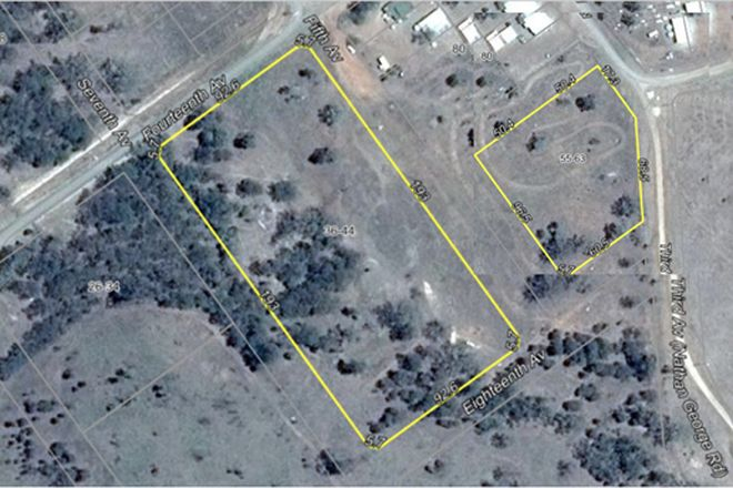 Picture of Lot 1 & 100 Fourteenth & Fifth Avenue, CRACOW QLD 4719