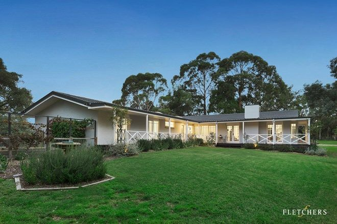 Picture of 22 Hillcrest Road, WARRANDYTE SOUTH VIC 3134
