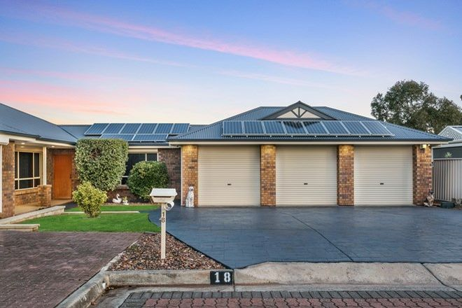 Picture of 18 Sovereign Drive, WOODCROFT SA 5162
