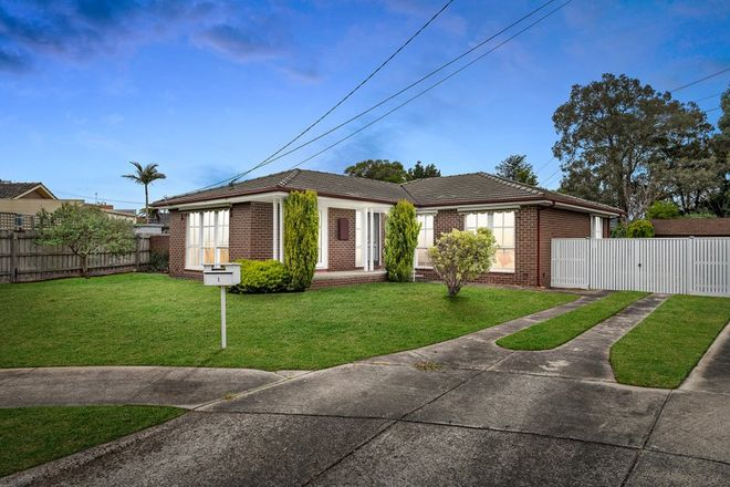 Picture of 1 Cooba Court, MULGRAVE VIC 3170