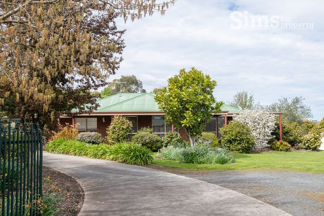 Picture of 22 Pinsley Drive, ST LEONARDS TAS 7250