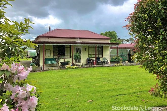 Picture of 55 Buffalo-Stony Creek Rd, BUFFALO VIC 3958