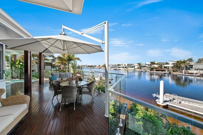 Picture of 4 Westholme Circuit, PELICAN WATERS QLD 4551
