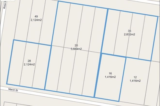 Picture of 35, 16 Daphne Street, March Street,, BROOKSTEAD QLD 4364