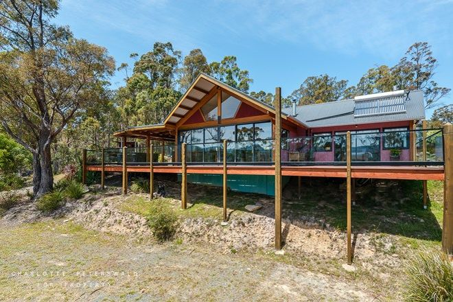 Picture of 39 Huon View Road, LOWER LONGLEY TAS 7109