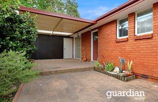 Picture of 40a Sarah Crescent, Baulkham Hills NSW 2153