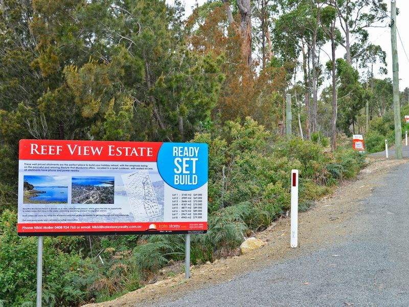 Lot 1 to 8 Reef View Estate, Murdunna TAS 7178, Image 0