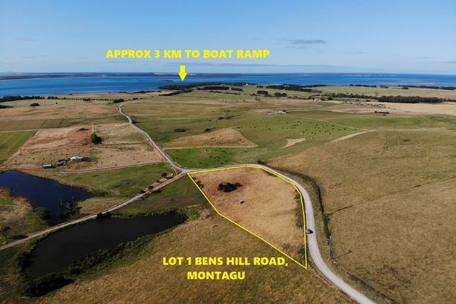 Picture of Lot 1 Bens Hill Road, MONTAGU TAS 7330