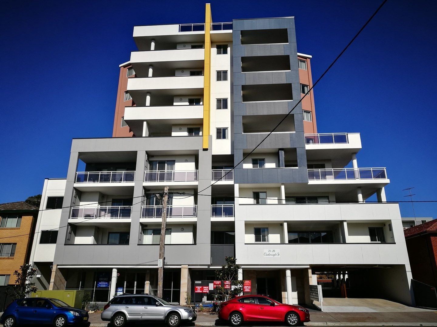 46/74-76 Castlereagh Street, Liverpool NSW 2170, Image 0
