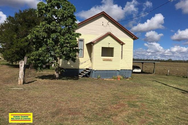 Picture of 71 Cloyna West Road, CLOYNA QLD 4605