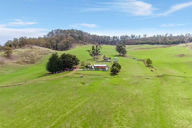 Picture of 584 Mud Walls Road, COLEBROOK TAS 7027