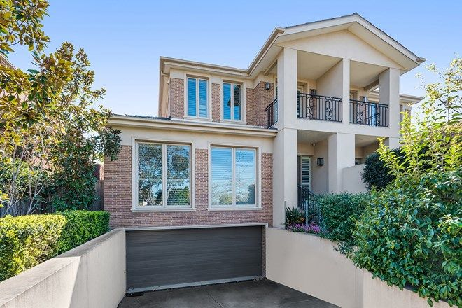 Picture of 9a Hansen Street, KEW VIC 3101