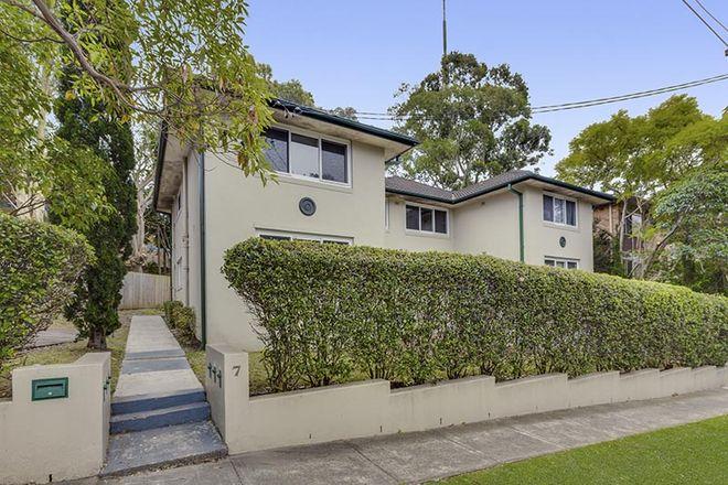 Picture of 4/7 Eric Road, ARTARMON NSW 2064