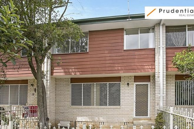 Picture of 11/107 Broughton Street, CAMPBELLTOWN NSW 2560
