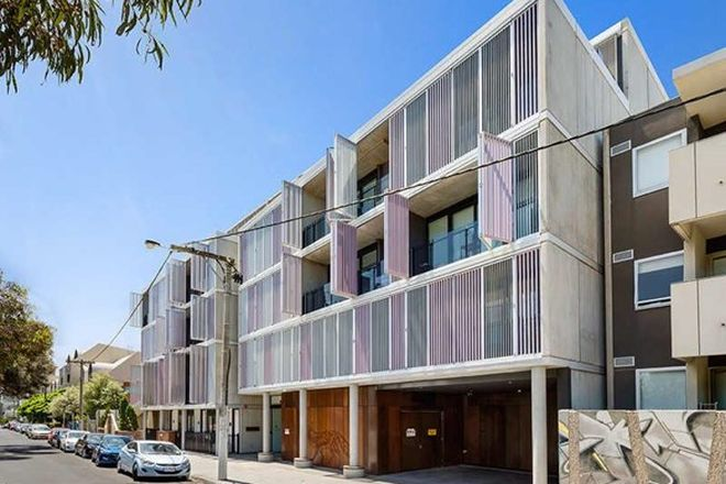 Picture of 101/10-13 Porter Street, PRAHRAN VIC 3181