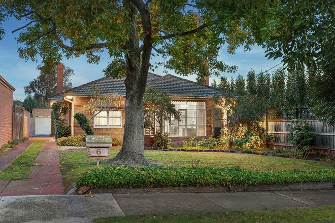 Picture of 6 Winmalee Road, BALWYN VIC 3103