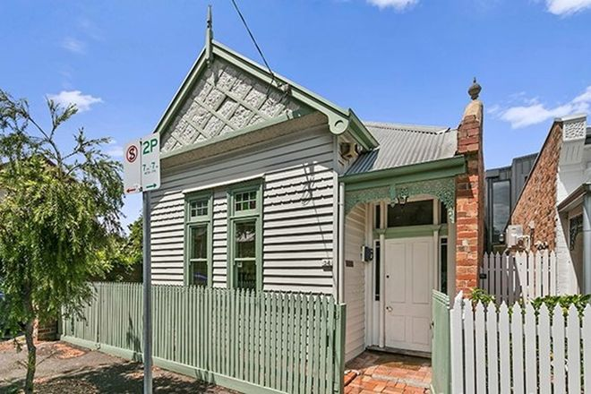 Picture of 34 Parkville Street, BURNLEY VIC 3121