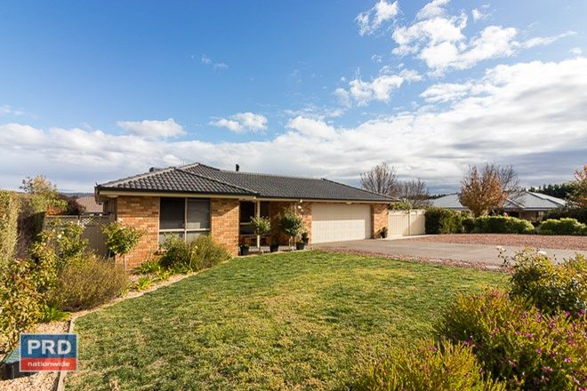 Picture of 14 McCusker Drive, BUNGENDORE NSW 2621