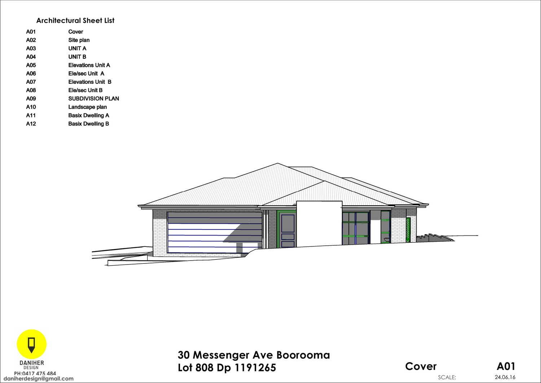 30 Messenger Avenue, Boorooma NSW 2650, Image 1