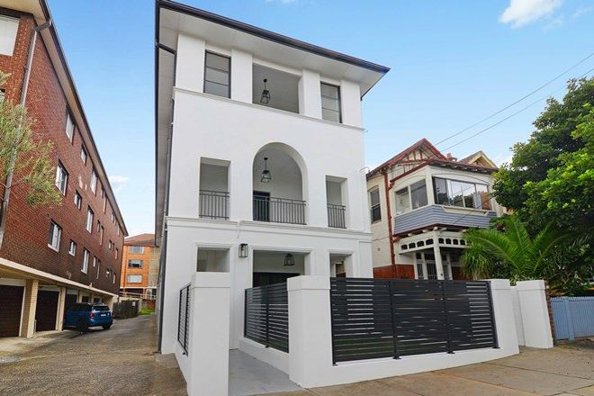 Picture of 14a Carr Street, COOGEE NSW 2034