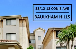 Picture of 53/12-18 Conie Avenue, Baulkham Hills NSW 2153