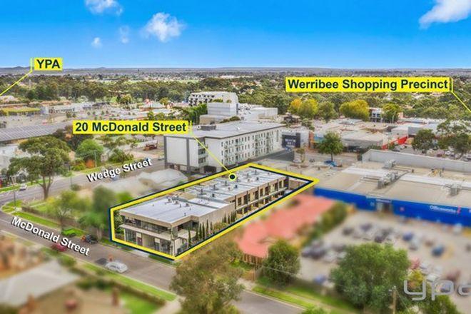 Picture of 3-8/20 McDonald Street, WERRIBEE VIC 3030
