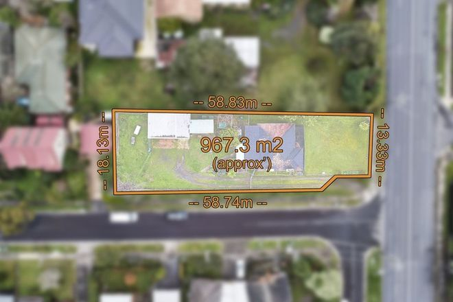 Picture of 27 Dorset Road, FERNTREE GULLY VIC 3156