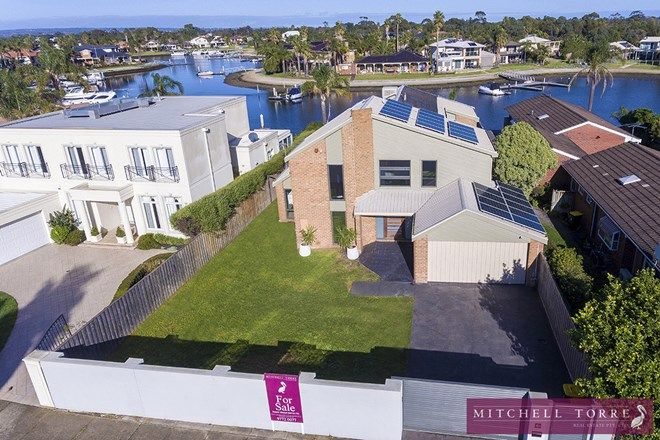 Picture of 15 Palm Beach Drive, PATTERSON LAKES VIC 3197