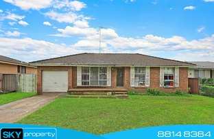 90 Tallagandra Drive, Quakers Hill NSW 2763