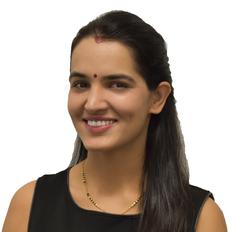 Ankita Rayal, Sales representative