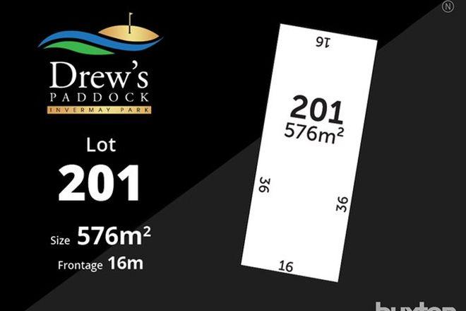 Picture of Drews Paddock/Lot 201 Bogong Avenue, INVERMAY PARK VIC 3350