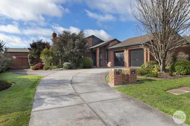 Picture of 6 Kenmare Crescent, INVERMAY PARK VIC 3350