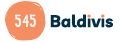 545 Baldivis's logo