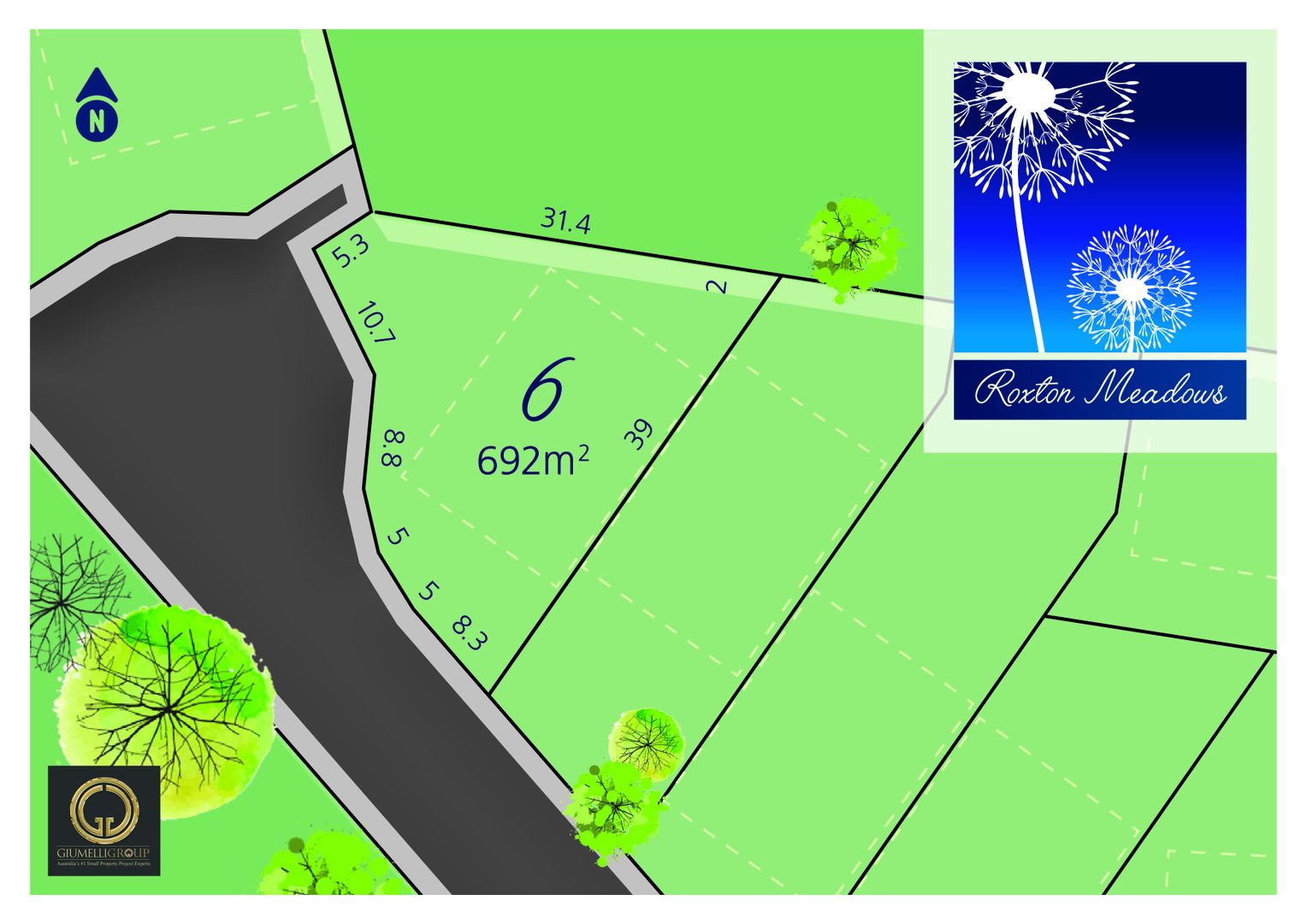 Lot 6 9 Roxton Court, Beerwah QLD 4519, Image 1