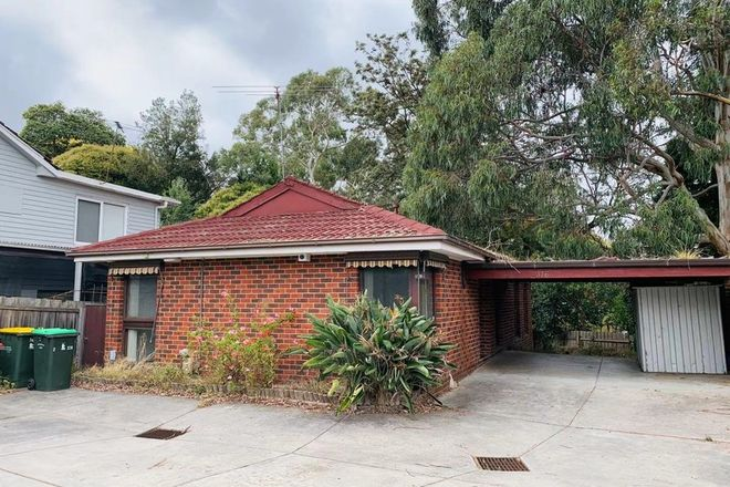 Picture of 2/376 Springfield Road, NUNAWADING VIC 3131