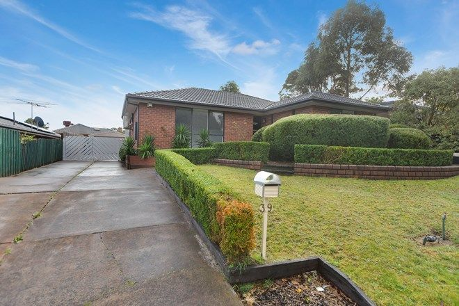 Picture of 39 Northgateway, LANGWARRIN VIC 3910