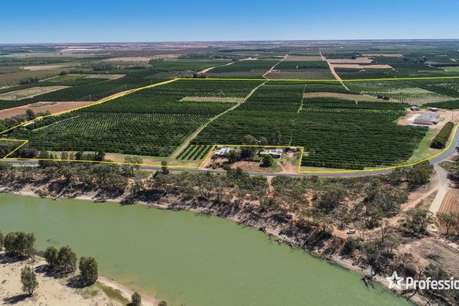 Picture of 3070 & 309 Kulkyne Way & 14 George Irwin Road, COLIGNAN VIC 3494