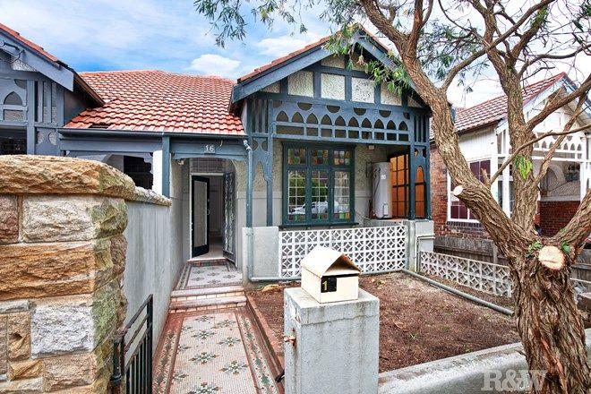 Picture of 16 Dudley Street, BONDI NSW 2026