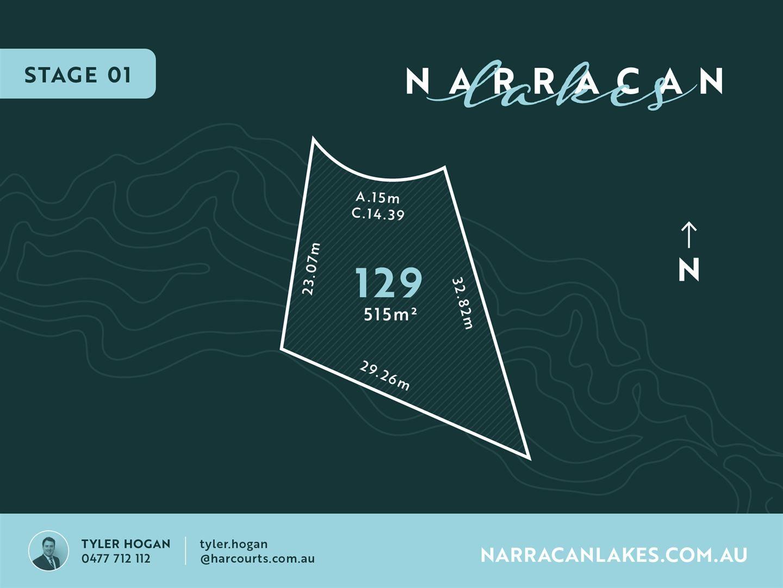 Lot 129 Narracan Lakes, Newborough VIC 3825, Image 0