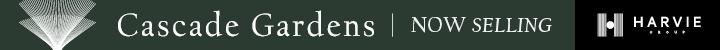 Branding for Cascade Gardens