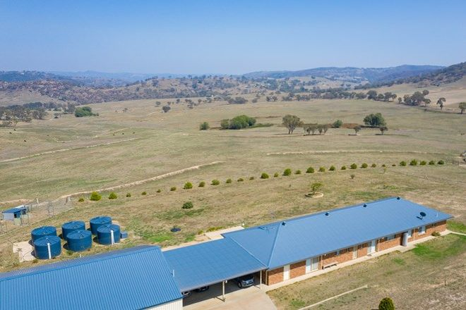 Picture of 653 Freemantle Road, MOUNT RANKIN NSW 2795