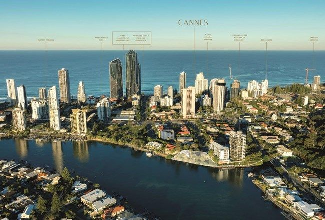 Picture of 401/17 Cannes Ave, Surfers Paradise