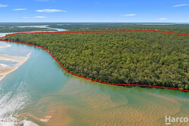 Picture of 293-319 The Yachtsmans Drive, BURRUM RIVER QLD 4659