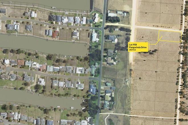 Picture of Lot 958 Pangarinda Drive, WELLINGTON EAST SA 5259