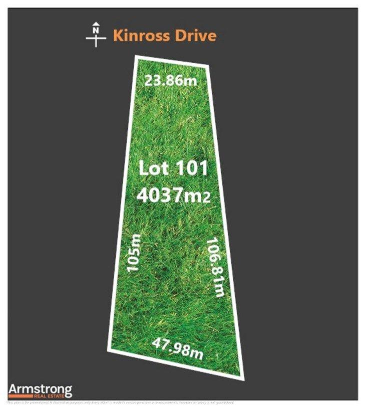 Lot 101 Kinross Drive, Winchelsea VIC 3241, Image 0