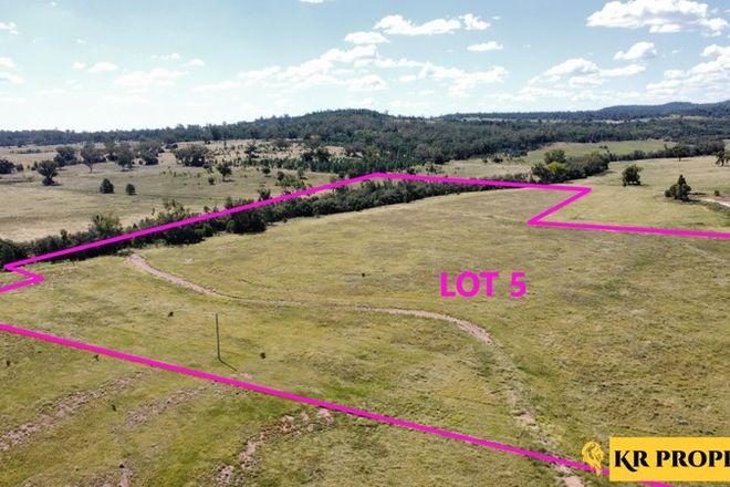 Picture of Lot 5/1529 Kaputar Road, BULLAWA CREEK NSW 2390