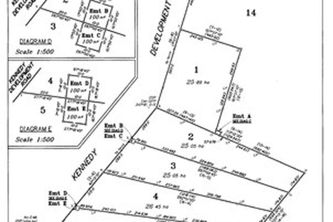Picture of Lot 3 Young Road, HUGHENDEN QLD 4821
