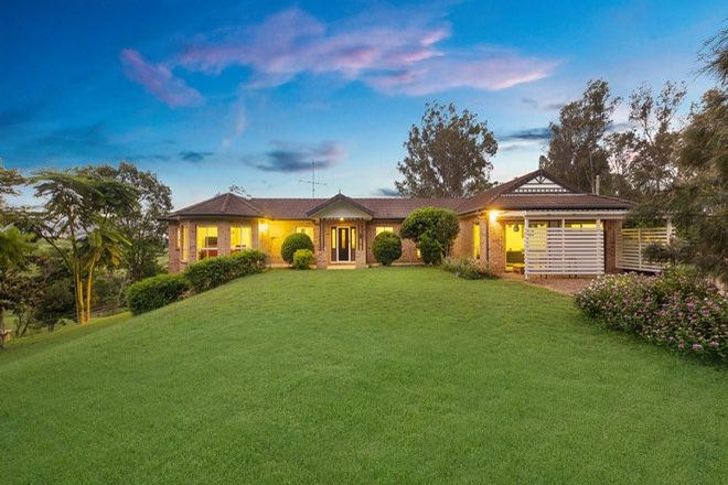 Picture of 104 Christies Road, FEDERAL QLD 4568